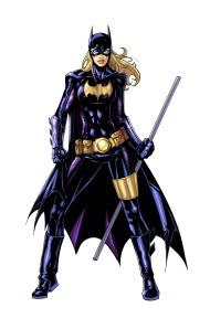 Stephanie Brown as Batgirl, courtesy of Batman Wikia