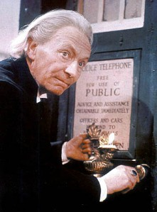 The first Doctor-image courtesy of TV Tropes-click through for link