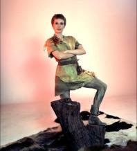 Mia Farrow as Peter