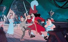 Still from the 1953 Disney film version