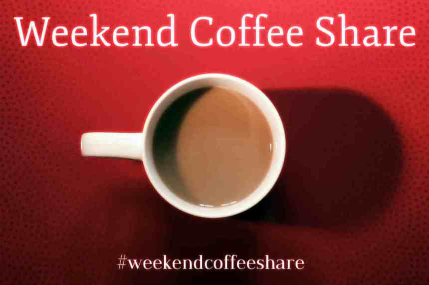 "Weekly ""If We Were Having Coffee"" Link-Up"