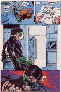 Women in Refrigerators - Green Lantern