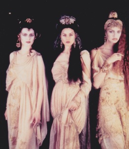The Brides in Frances Ford Coppola's 1992 film.