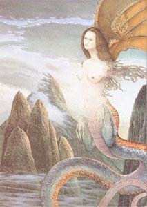 echidna-mythology