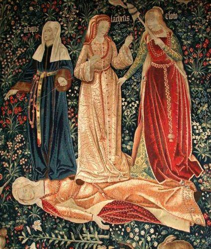 The Triumph of Death or The Three Fates, Victiria and Albert Museum, London [public domain] via Wikipedia