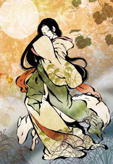 Kitsune Onna