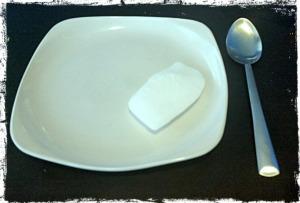 dry ice spoon