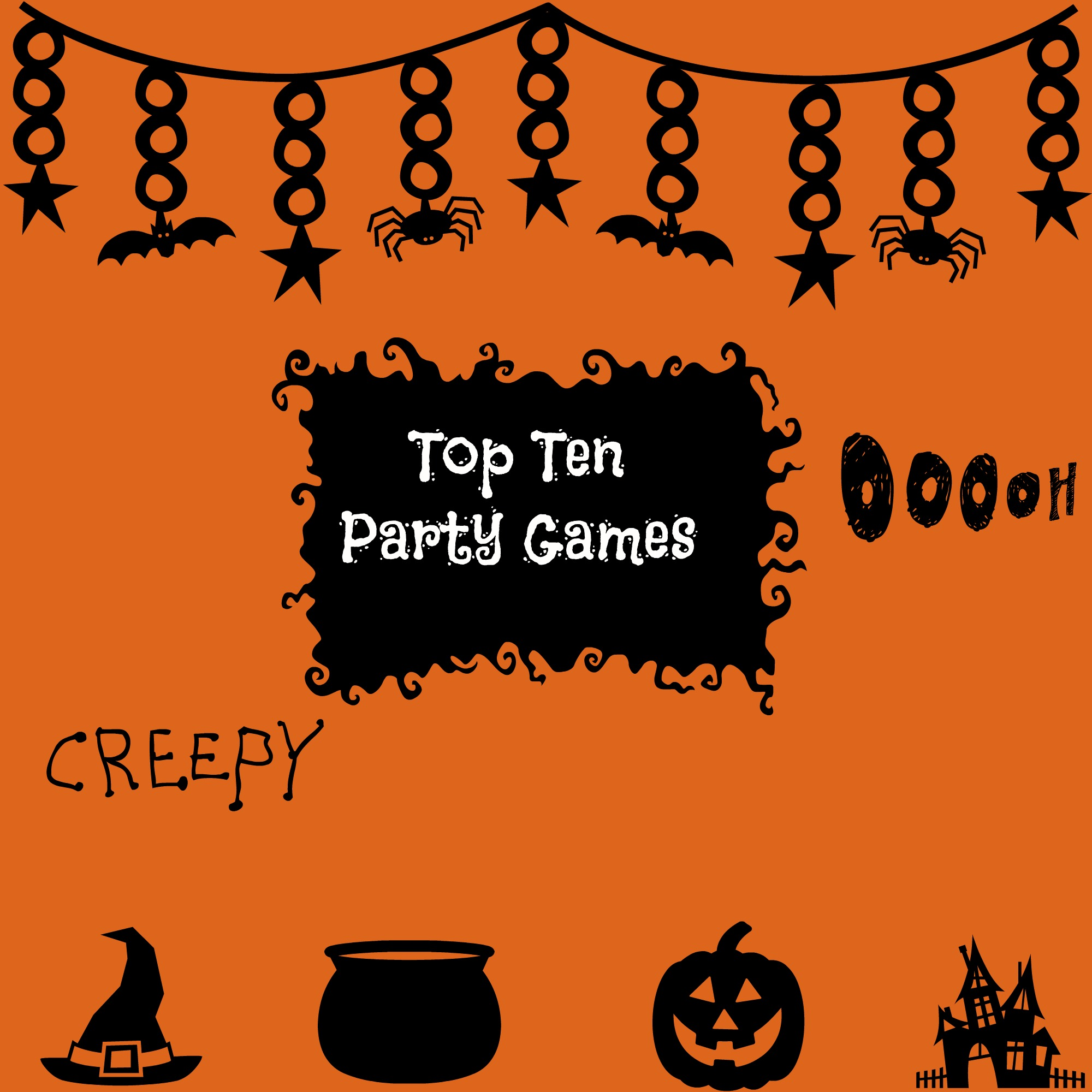 Halloween party games – Part Time Monster