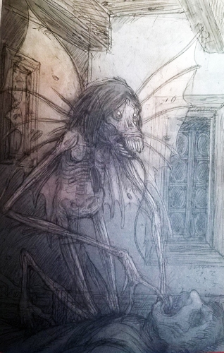 Illustration by Pawel Zych